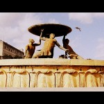 Fountain in Valletta