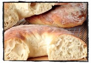 Ftira from my new bread machine