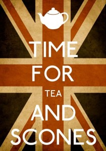 English Tea Flag