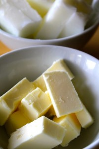 Butter and Lard