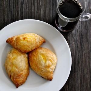 Pastizzi for Breakfast