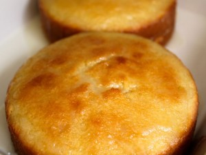 Meyer Lemon Cakes