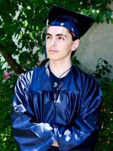 Dylan Graduation