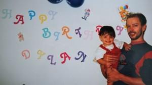 Happy Birthday Dylan